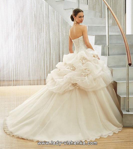 Свадебное платье в стиле принцесса - MGNY