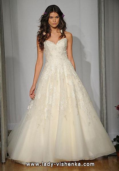Свадебное платье принцесса фото - Mori Lee