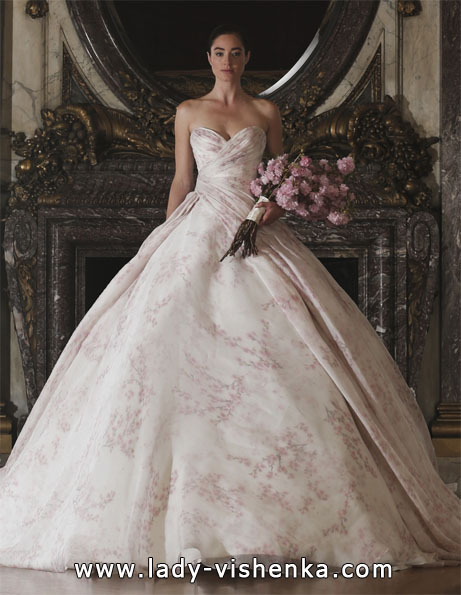 Свадебное платье принцессы фото - Romona Keveza