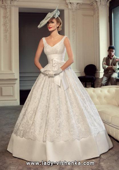 Свадебное платье в стиле принцесса - Tatiana Kaplun