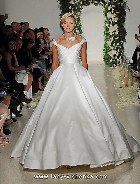 Свадебное платье принцессы 2016 - Anne Barge