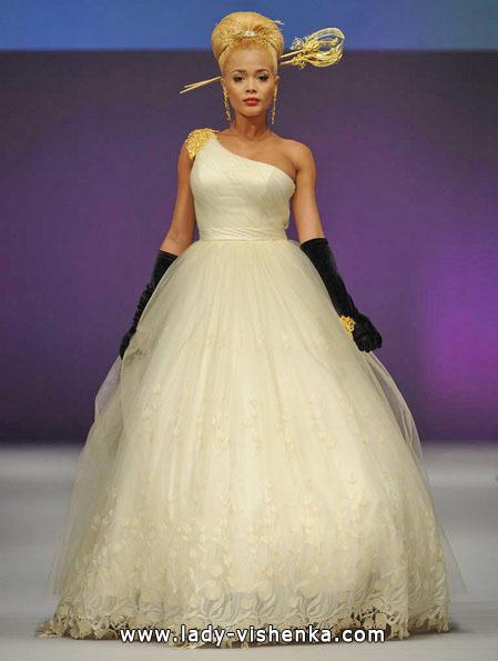 Свадебное платье принцессы 2016 - Yumi Katsura