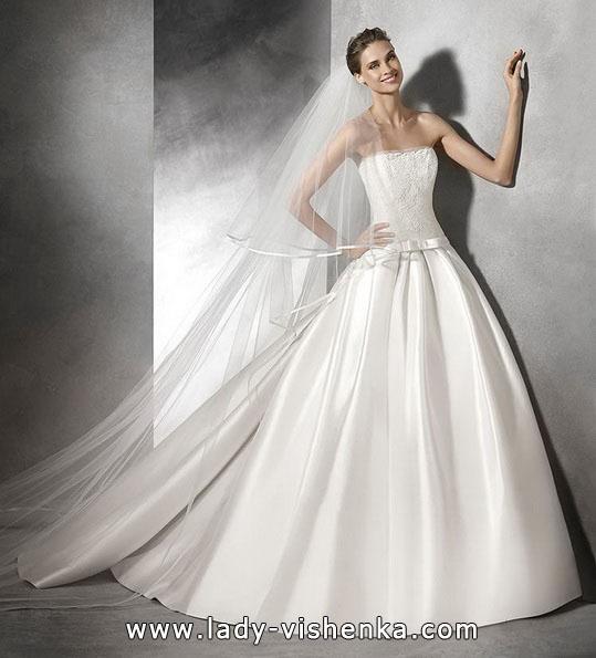 Свадебное платье принцессы 2016 - Pronovias