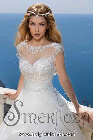 Верх свадебного платье принцессы - Strekoza