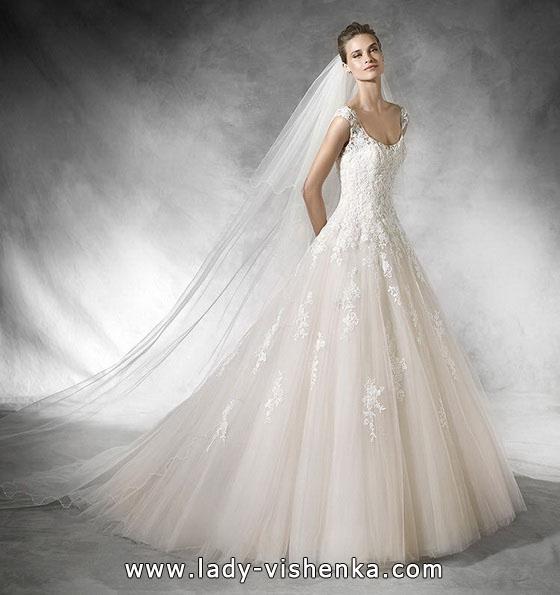 Свадебное платье принцесса фото - Pronovias