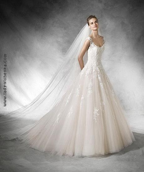 Свадебные платья для принцессы 2016 Pronovias