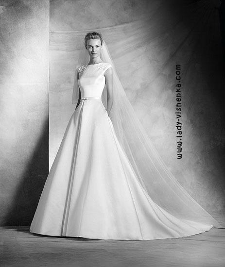 Дизайнерские свадебные платья Pronovias