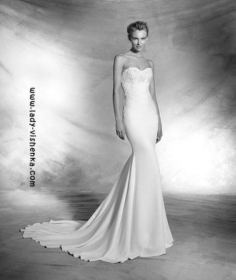 Свадебная мода 2016 платья Pronovias
