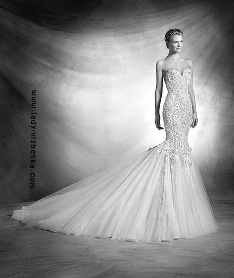 Свадебные платья - мода Pronovias