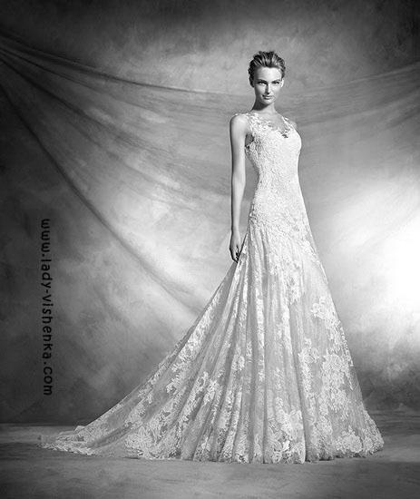 Свадебные платья 2016 года Pronovias