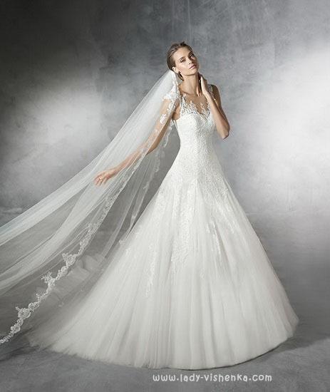 Принцесса - свадебное платье Pronovias