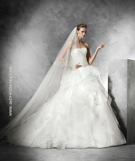 Свадебные платья для принцессы Pronovias