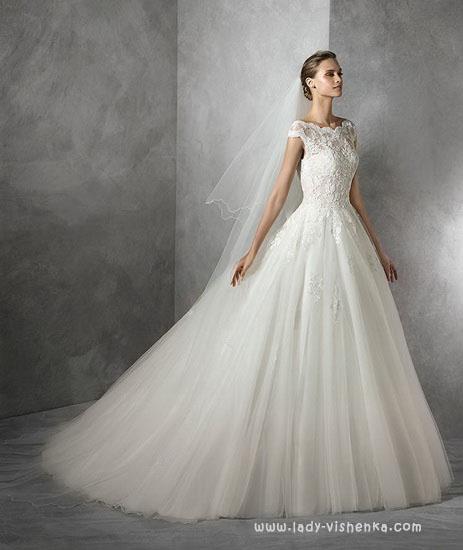 Пышные свадебные платья Pronovias