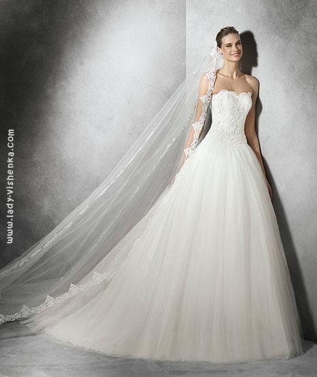 Эксклюзивные свадебные платья Pronovias