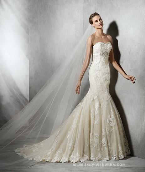 Самые красивые свадебные платья фото Pronovias