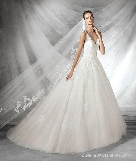 Шикарные свадебные платья Pronovias