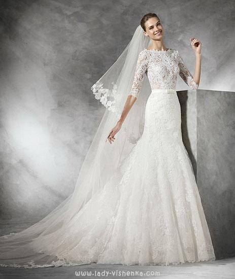 Наряды свадебные платья Pronovias