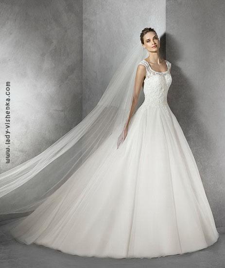 Самые красивые свадебные платья Pronovias