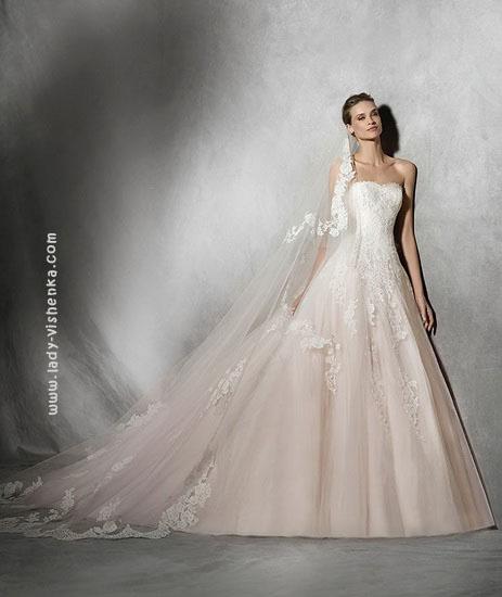 Картинки свадебных платьев Pronovias