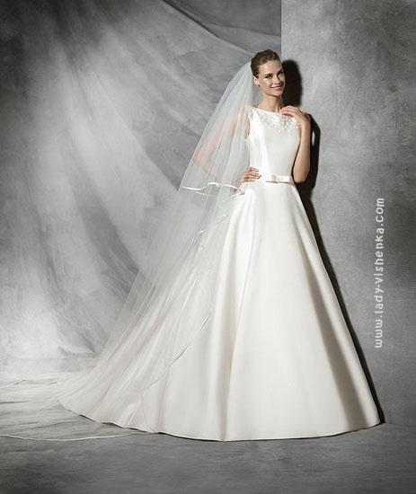 Длинные свадебные платья 2016 Pronovias