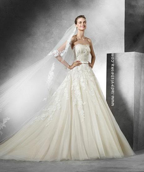 Самые свадебные платья Pronovias