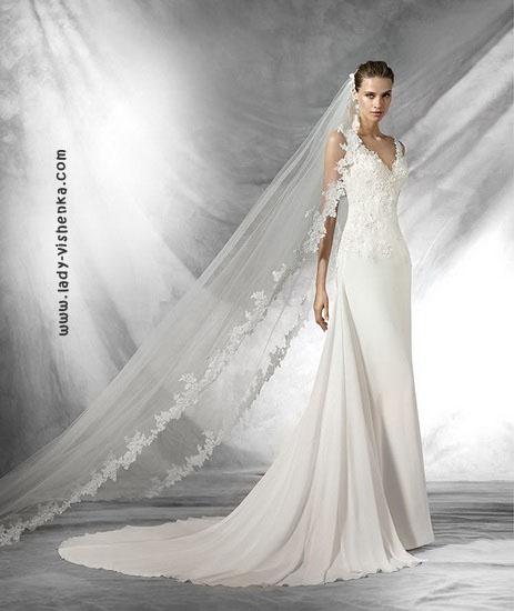 Свадебные платья 2016 фото Pronovias