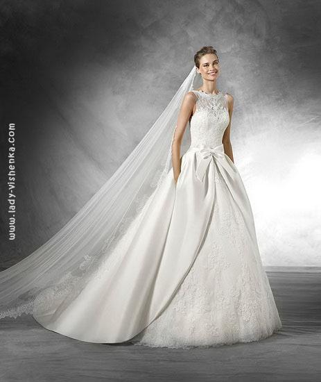 Свадебные платья фото Pronovias