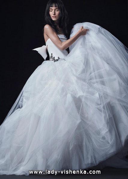 Пышные свадебные платья 2016 - Vera Wang