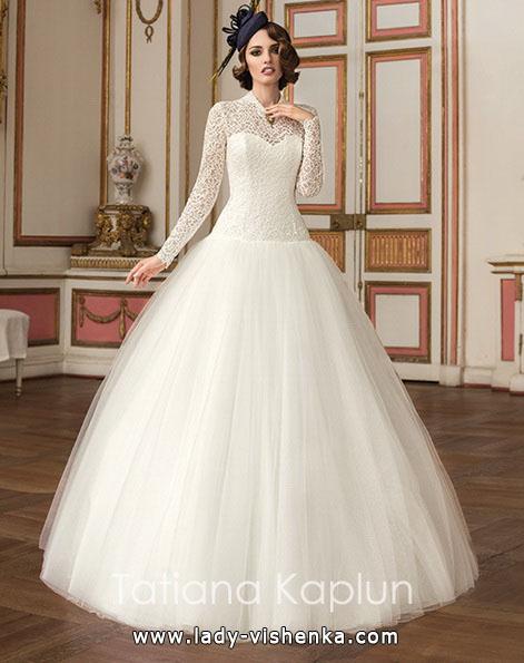 Пышные свадебные платья 2016 - Tatiana Kaplun