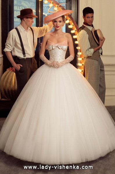 Красивые пышные свадебные платья 2016 - Tatiana Kaplun