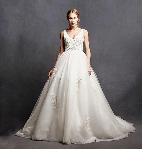 Пышные свадебные платья 2016 - Isabelle Armstrong