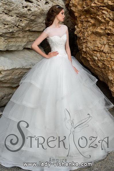 Свадебные платья 2016 пышные - Strekoza
