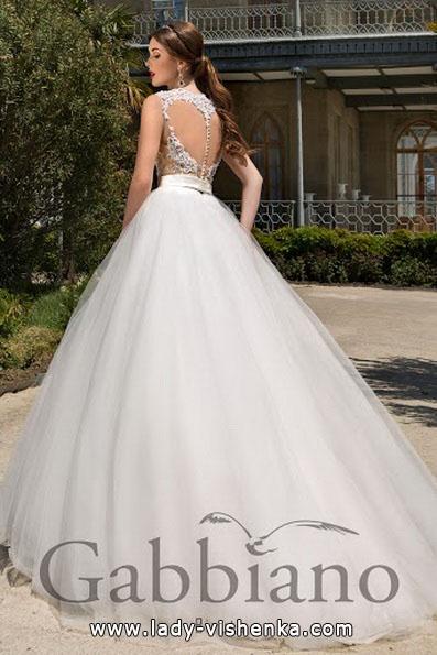 Свадебные платья с пышной юбкой 2016 - Gabbiano