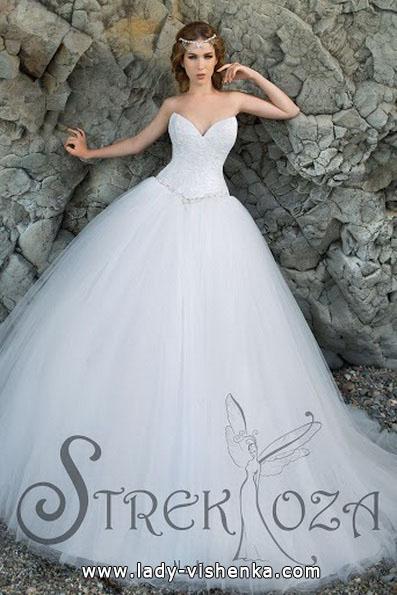 Красивые пышные свадебные платья фото - Strekoza