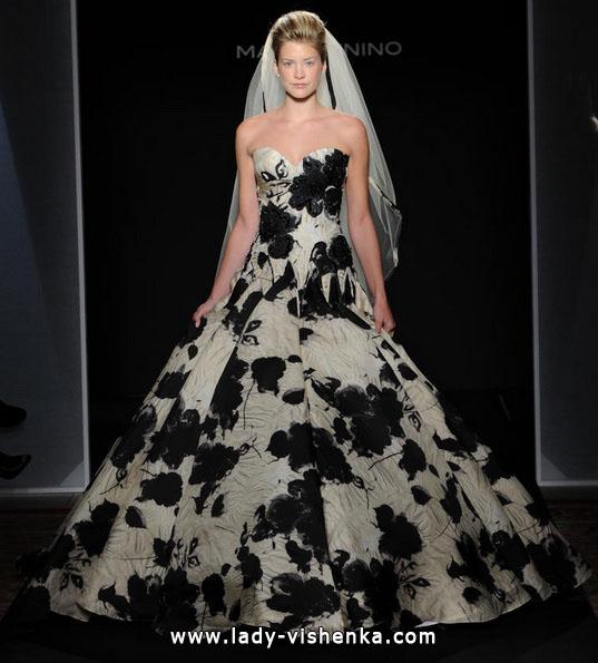 Пышные свадебные платья 2016 - Mark Zunino