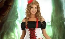 Королева Червей на Хэллоуин для девушек статья