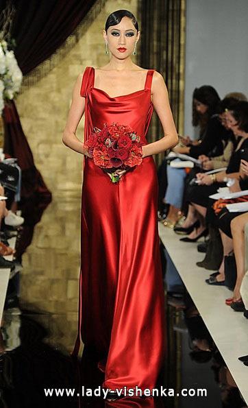 Красное свадебное платье 2016 - Theia