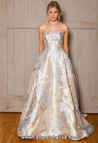 Атласные свадебные платья 2016 - David's Bridal