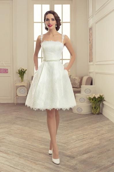Короткие пышные свадебные платья 2016 - Tatiana Kaplun