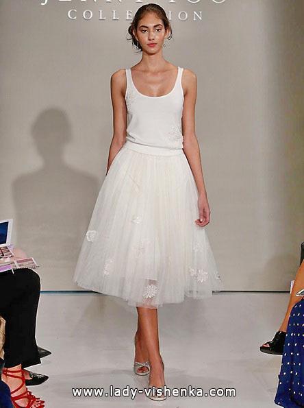 Короткие свадебные платья 2016 - Jenny Yoo