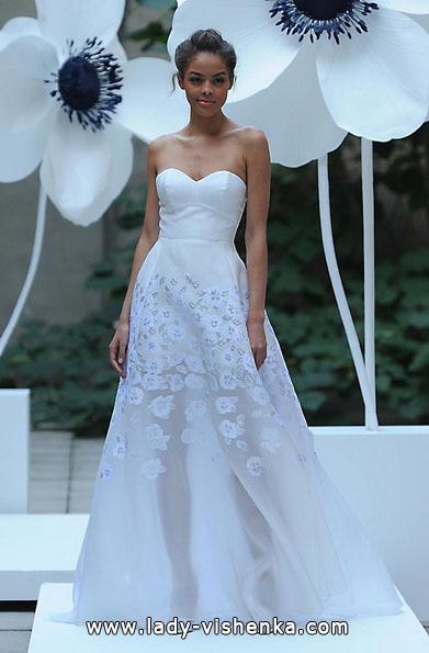Свадебные платья короткие 2016 фото - Lela Rose
