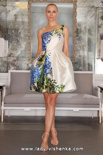 Короткие свадебные платья 2016 - Romona Keveza