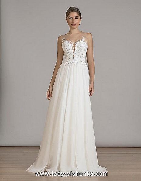 Простые свадебные платья фото - Liancarlo