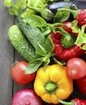 Сколько калорий в овощах