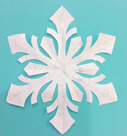 Снежинки своими руками легко и быстро