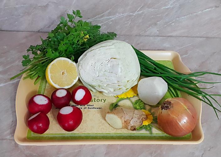 Рецепт супа с имбирем