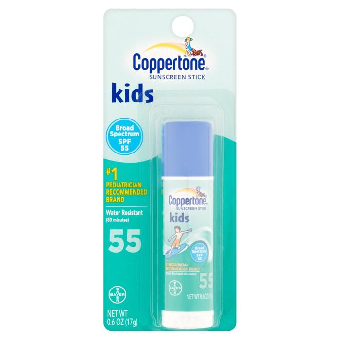 8. Вредные детские солнцезащитные кремы