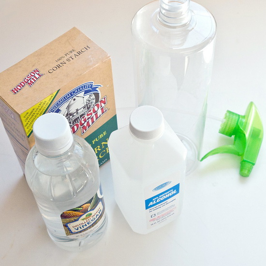 Средство для мытья зеркал своими руками