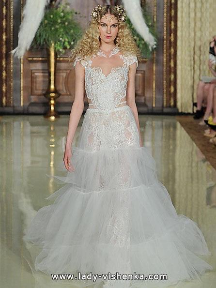 Прозрачные свадебные платья фото - Galia Lahav