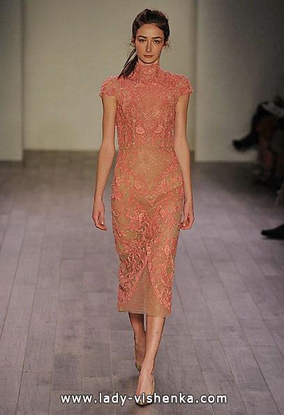 Прозрачное свадебное платье - Hayley Paige